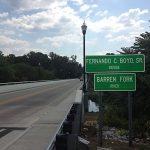Westwood Community McMinnville Tennessee F.C. Boyd, Sr. Bridge